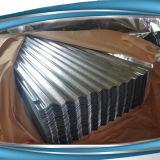 Строительный материал стальной лист цвета из гофрированного картона