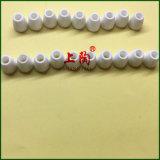 Wit 96% Al2O3 Alumina Ceramisch GLB voor Hoge Isolatie