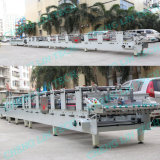 1/3 4/6 máquina de la esquina automática de Gluer de la carpeta del rectángulo (CL-800G)