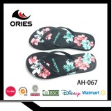 Piscina de estilo de moda Dama Flip Flop zapatillas