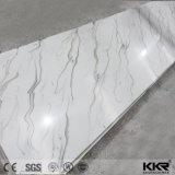 Motif de la texture de l'acrylique Surface solide pour les panneaux de douche