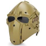 가장 새로운 전술상 Airsoft 기관자전차 굵은 활자 안전 편리한 가면 헬멧