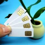 호텔 방 키 Sle5542 접촉 IC 카드