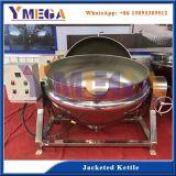 Tipo de mezcla inclinable de grado alimentario de la presión revestidos de Maquinaria de cocina
