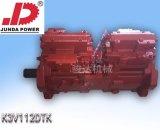 크롤러 굴착기 유압 펌프 H3V112