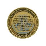 Venta caliente promoción barata de gama alta Personalizado 1 gramo de puma canadiense de las monedas de plata