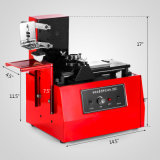 Impressão de tinta elétrica do movimento da máquina de impressão da almofada de Ym600-B popular com povos