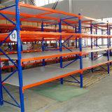 Estante de almacenamiento con estantería de acero