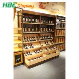 Store Fixtures Affichage des tables en bois de nidification pour le magasin de vêtements