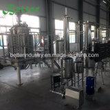 A extração Ultransion e unidade do evaporador