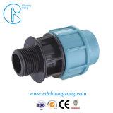 De pequeño tamaño, Racores de compresión de tubos de material PP