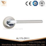 Цинк алюминиевый рычаг блокировки с одной спальней и ванной комнате ручки двери (AL238-ZR23)