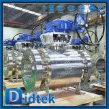 Шариковый клапан CF8 Didtek v Port 4 дюйма