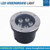 高品質6W LEDの床の屋外の地下