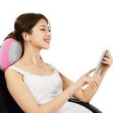 Massager de amasamiento del amortiguador de la almohadilla del asiento de coche de la calefacción de Mimir Shiatsu con el certificado del &RoHS del Ce