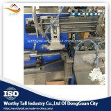 Automatische Hochgeschwindigkeitsbaumwollputzlappen-Hersteller-Baumwollknospen, die Maschine herstellen