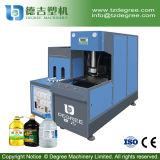 Máquina de molde semiautomática do sopro da garrafa de água 5L