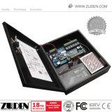 Tür-Zugriffssteuerung des Fingerabdruck-RFID mit IP-web server