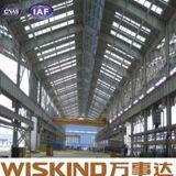 새로운 Prefabricated 가벼운 계기 강철 구조물 창고 건축재료