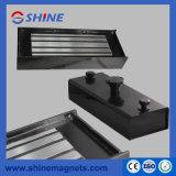 Magnetischen Shuttering konkreten Magneten vorfabrizieren