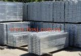 Roulis de planche d'échafaudage en métal formant la machine de production fournie pour la Malaisie