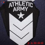 Venda por grosso de impressão por transferência de calor para o vestuário do logotipo reflexivo Logotipo de segurança Tamanho de etiqueta, Design de logotipo