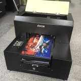 La superficie plana digital impresora UV de tinta de impresora de inyección de tinta UV de curado UV LED, de la máquina de impresión de tarjeta Visa de PVC
