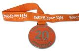 カスタマイズされた連続したスポーツの金の銀の銅のスポーツの金属メダル