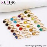 27431의 형식 18k 금 색깔에 있는 최신 판매 다이아몬드 귀걸이 하락