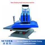 Máquina principal de agitação nova da transferência térmica da máquina da imprensa do calor do t-shirt