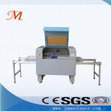 Mittlerer Größelaser-Ausschnitt-Maschine mit Stufe-Beweglichem Arbeits-Tisch (JM-1090H-MT)