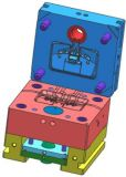 Быстро прессформа прототипа приспособленная на 300t Dcm-W