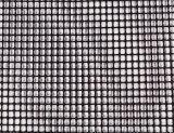 Acoplamiento abierto cubierto resina resistente química de la fibra de vidrio de la tela PTFE