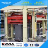 Machine de bloc de poids léger et machine de fabrication de brique d'AAC