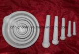 Crogioli di ceramica del quarzo industriale per fondersi