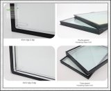 5+9A+5mm, 6+12A+6mm hanno isolato il doppio vetro vuoto di vetro lustrato di vetro