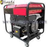8kw al generador doble de la gasolina del motor de Honda del cilindro 20kw V-Gemelo