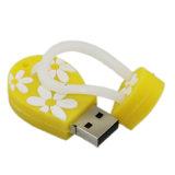 Prezzo di fabbrica del USB dell'azionamento della penna del sandalo 4GB del PVC buon