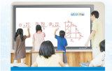 85の98インチのOPSのパソコンの組み込みの対話型のタッチ画面のキオスクが付いている対話型のWhiteboard LCDの表示