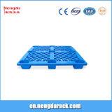 Palettes en plastique pour la palette Rack avec la capacité de charge 1T-1.5t