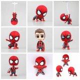 Vorgangs-Abbildung Spielwaren-Spiderman-Spielzeug Funko Knall