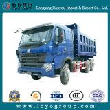 Camion à benne basculante du camion de dumper de Sinotruk HOWO A7 371HP 6X4 10-Wheeler