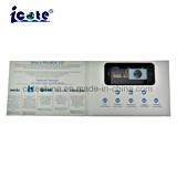 Дешевые Custom 4.3'' Видео брошюра/Видео буклет для рекламных подарков/рекламы