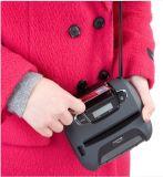 Woosim Wsp-I450 4 인치 스마트 카드 독자와 가진 이동할 수 있는 Bluetooth WiFi 열 인쇄 기계 그리고 소형 POS 인쇄 기계