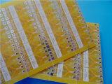 Amarelo da placa de circuito impresso PCB Soldermask Fabricação EMS China
