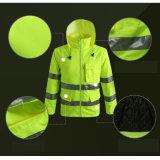 Безопасности длинной втулки Workwear единообразных Куртки для человека отражает рабочей одежды
