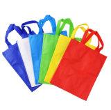 昇進のための38X30X10安く再使用可能な非編まれた袋