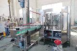 Automatische het Vullen van de Frisdrank van de Drank van het Glas Fles Sprankelende Bottelende Verpakkende Installatie