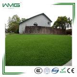 Cores sintéticas do relvado de Eco para a paisagem artificial do tapete da grama do jardim