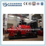 Nfpa20 de Vermelde Pomp van de Brand van de Dieselmotor